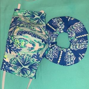 Lilly Pulitzer Accessories - Double filter mask that WORK